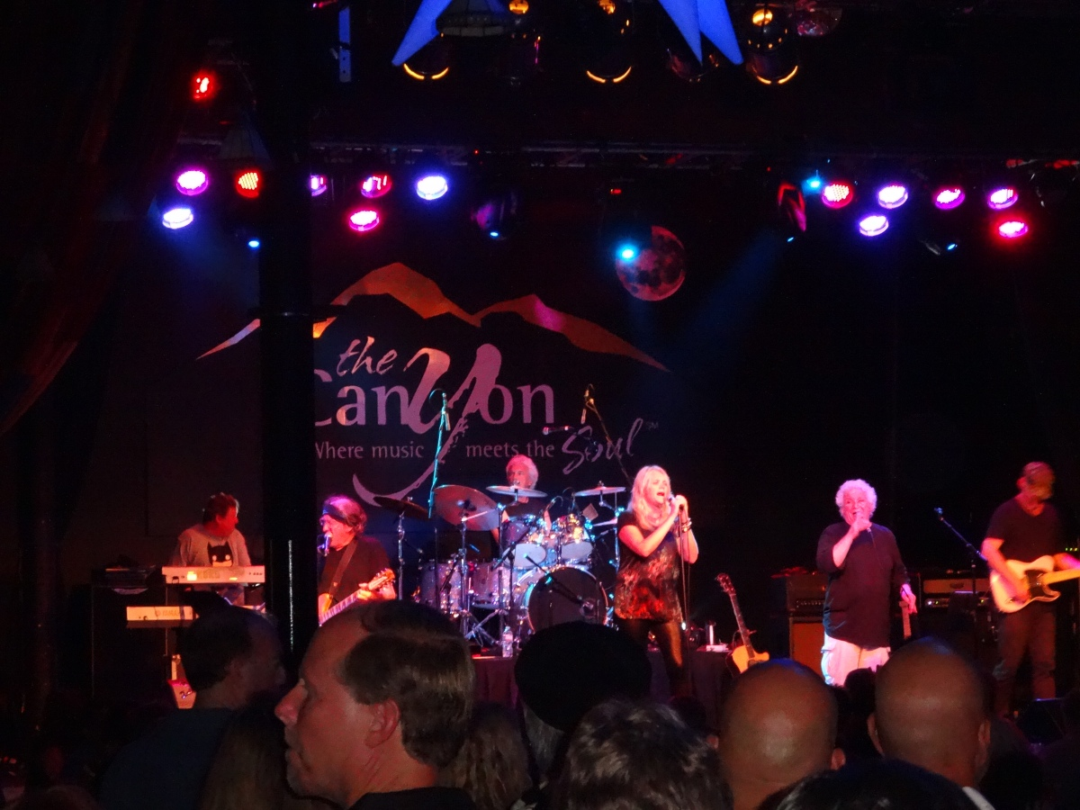 Jefferson Starship The Canyon Club with George Lynch and Keith St. John 7/27/2013